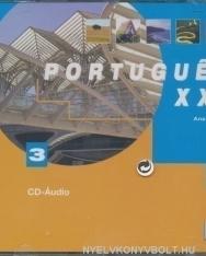 Portugués XXI Nível 3 - CD-Áudio