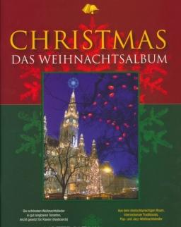 Christmas - Das Weihnachtsalbum - ének,zongora,gitár