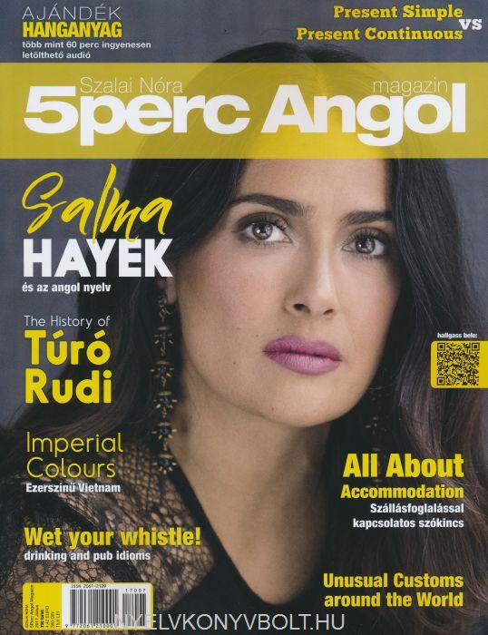 Öt Perc Angol Magazin 2017 Július