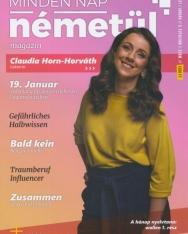 Minden Nap Németül magazin 2021. január