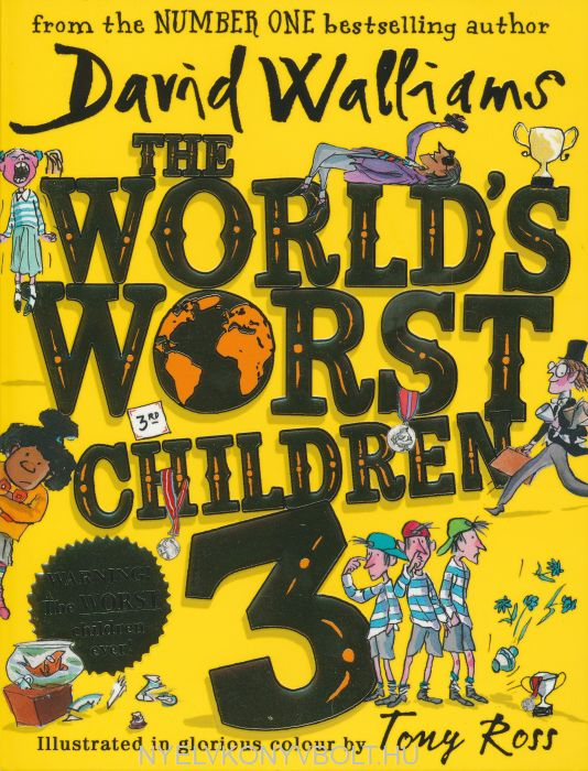 David Walliams: The World's Worst Children 3
