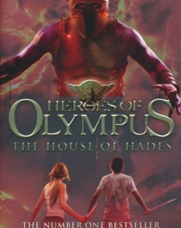 Rick Riordan: Heroes of Olympus - The House of Hades (Heroes of Olympus Book 4)