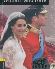 William and Kate with Audio CD Factfiles - Oxford Bookworms Library Level 1
