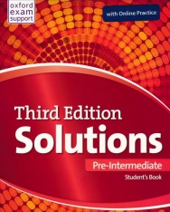 Solutions 3rd Edition Pre-Intermediate Student's Book with Online Practice