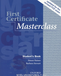 First Certificate Masterclass 2008 Edition Student's Book