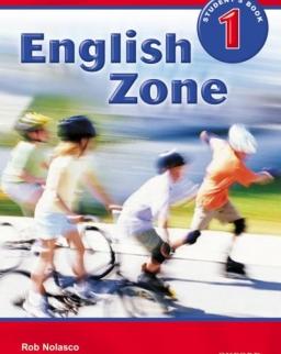 English Zone 1 Student's Book