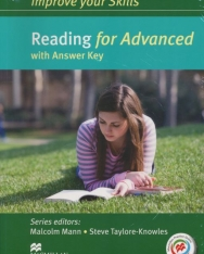 Improve Your Skills Reading for Advanced Student's Book with Answer Key & Macmillan Practice Online
