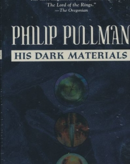Philip Pullman: His Dark Materials 1-3 Boxed Set