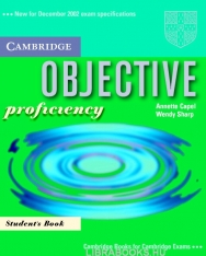 Objective Proficiency Student's Book