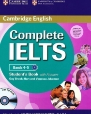 Complete IELTS Bands 4-5 Student's Book with Answers, CD-ROM and Class Audio CDs (2)