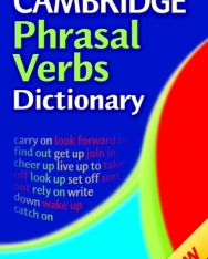 Cambridge Phrasal Verbs Dictionary 2nd Edition