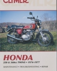 Honda 250-360cc Twins 1974-1977 - Maintenance - Troubleshooting - Repair