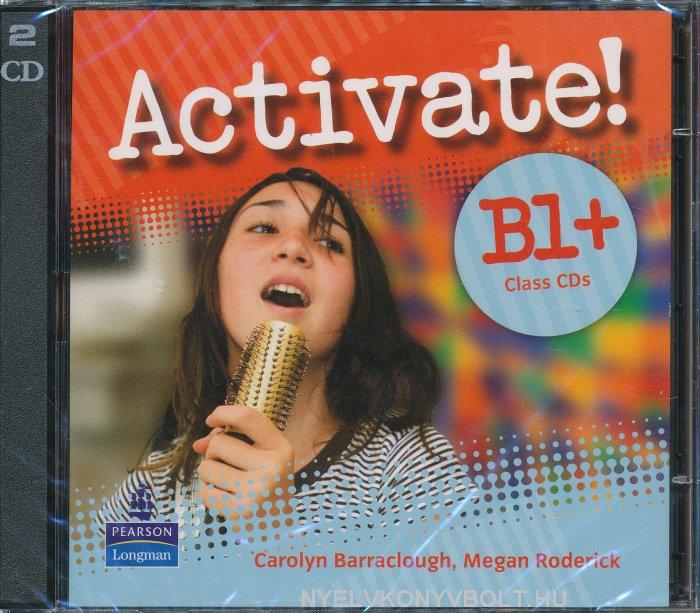 Activate! B1+ Class Audio CDs (2)