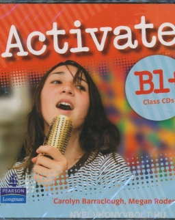 Activate! B1+ Class Audio CDs (2)