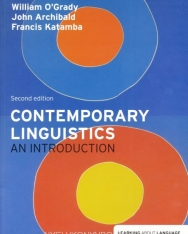 William O'Grady, John Archibald, Francis Katamba: Contemporary Linguistics - An Introduction - 2nd Edition
