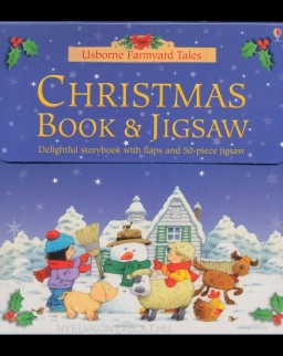 Farmyard Tales Christmas Book and Jigsaw