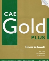 CAE Gold Plus Coursebook with iTests CD-ROM & Acces Code