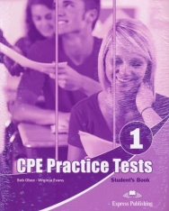 CPE Practice Tests 1 Student's Book (with DigiBooks)