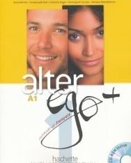 Alter Ego + 1 Méthode de francais Livre de l'éléve +CD-Rom +Projects