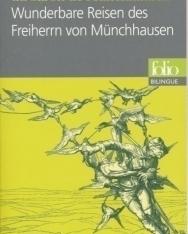 Les merveilleux voyages du baron de Münchhausen - Edition bilingue français-allemand