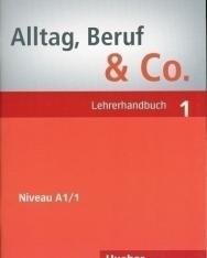 Alltag, Beruf & Co. 1 Lehrerhandbuch