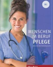 Menschen im Beruf Pflege B1 Lehrbuch mit Audio CD