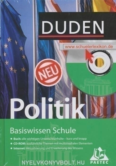 Basiswissen Schule Politik mit CD-ROM
