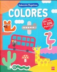 Colores - Colección Pegatinas
