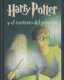 J. K. Rowling: Harry Potter y el Misterio del Principe (Harry Potter és a Félvér Herceg spanyol nyelven)