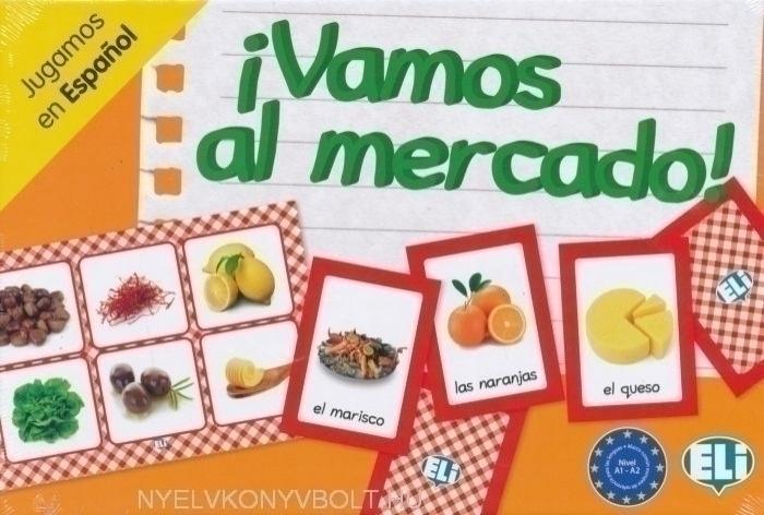 !Vamos al mercado! - Jugamos en Espanol
