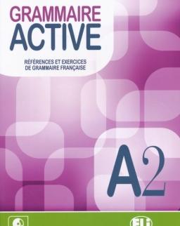 Grammaire Active Références et Exercises de Grammaire Francaise A2+ CD