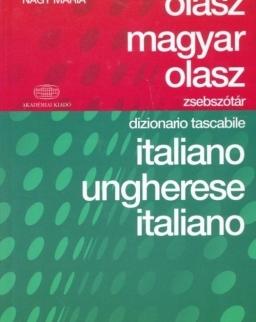 Olasz-magyar-olasz zsebszótár | Dizionario tascabile italiano-ungherese-italiano