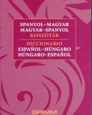 Spanyol-magyar / magyar-spanyol kisszótár