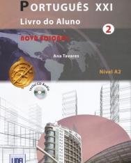 Portugués XXI 2 Livro do Aluno Nova Edicao! inclui Cd Áudio
