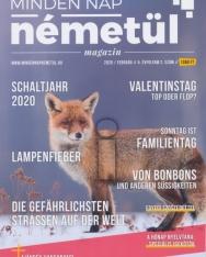 Minden Nap Németül magazin 2020. február