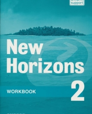 New Horizons 2 Workbook International Edition