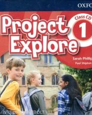 Project Explore 1 Class Cd