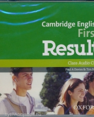 Cambridge English First Result Class Audio CDs - For the 2015 Exam