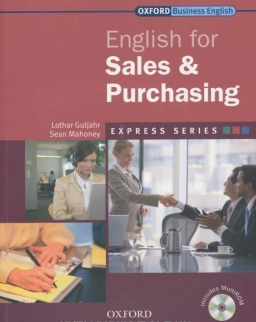 English for Sales and Purchasing with MultiROM