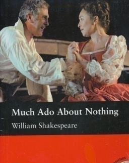 Much Ado About Nothing with Audio CD - Macmillan Readers Level 5