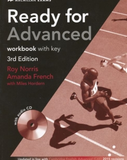 Ready for Advanced Third Edition Workbook with Key & Audio CD
