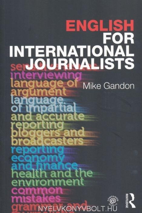 English for International Journalists