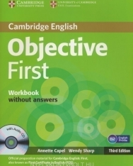 Cambridge English Objective First Workbook without answers and with Audio CD