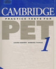 Cambridge Preliminary English Test 1 Official Examination Past Papers Audio Cassettes (2)
