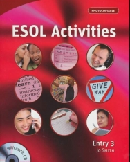 ESOL Activities Entry 3 - Photocopiable with Audio CD
