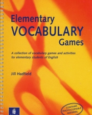 Elementary Vocabulary Games