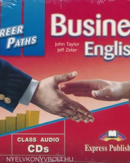Career Paths - Business English Audio CDs (2)
