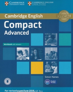 Cambridge English Compact Advanced Workbook with Answers