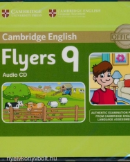 Cambridge English Flyers 9 Audio CD