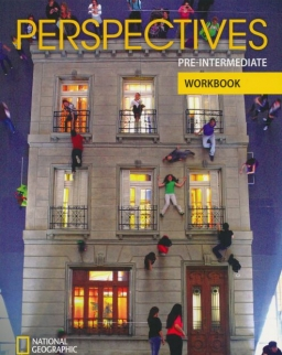 Perspectives Pre-Intermediate Workbook with MP3 Audio CD